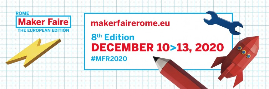 TEKO @ Maker Faire Rome 2020